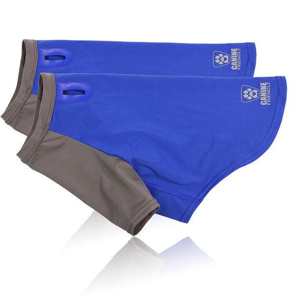 Dog Solis UV Vest Blue