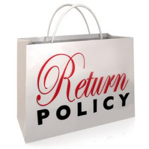 Return Policy - Dog Gear Store